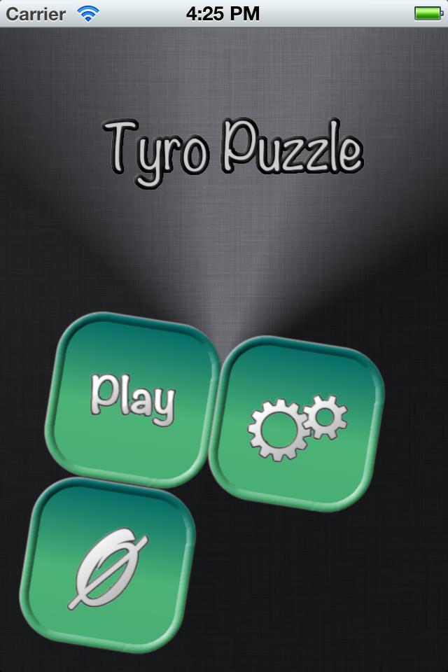 Screenshot Tyro Puzzle +